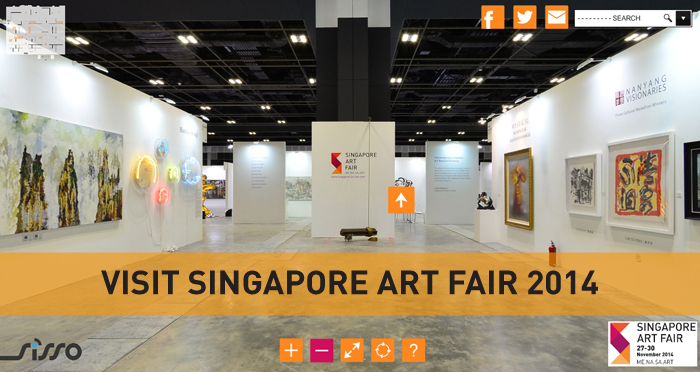 Courtesy of Singapore Art Fair 2014