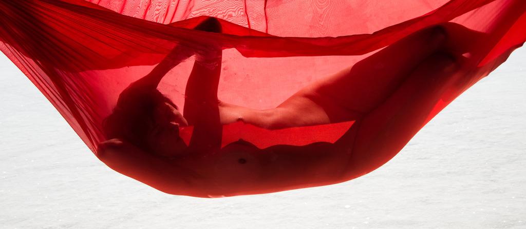 Maria Fernanda Lairet.Nudity