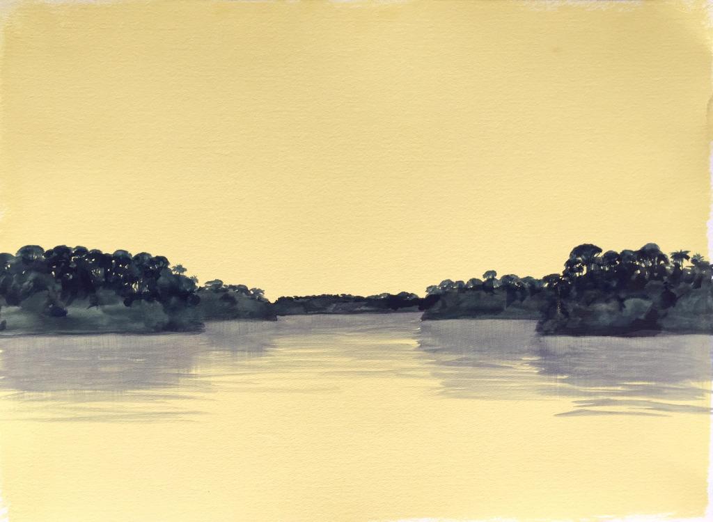 Jorge Cavelier.Series Rio Amarillo