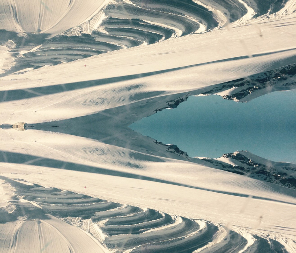 Cold Wars. Photography. Dibond Plexiglas.