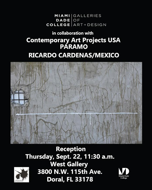 MDC Ricardo Invitation