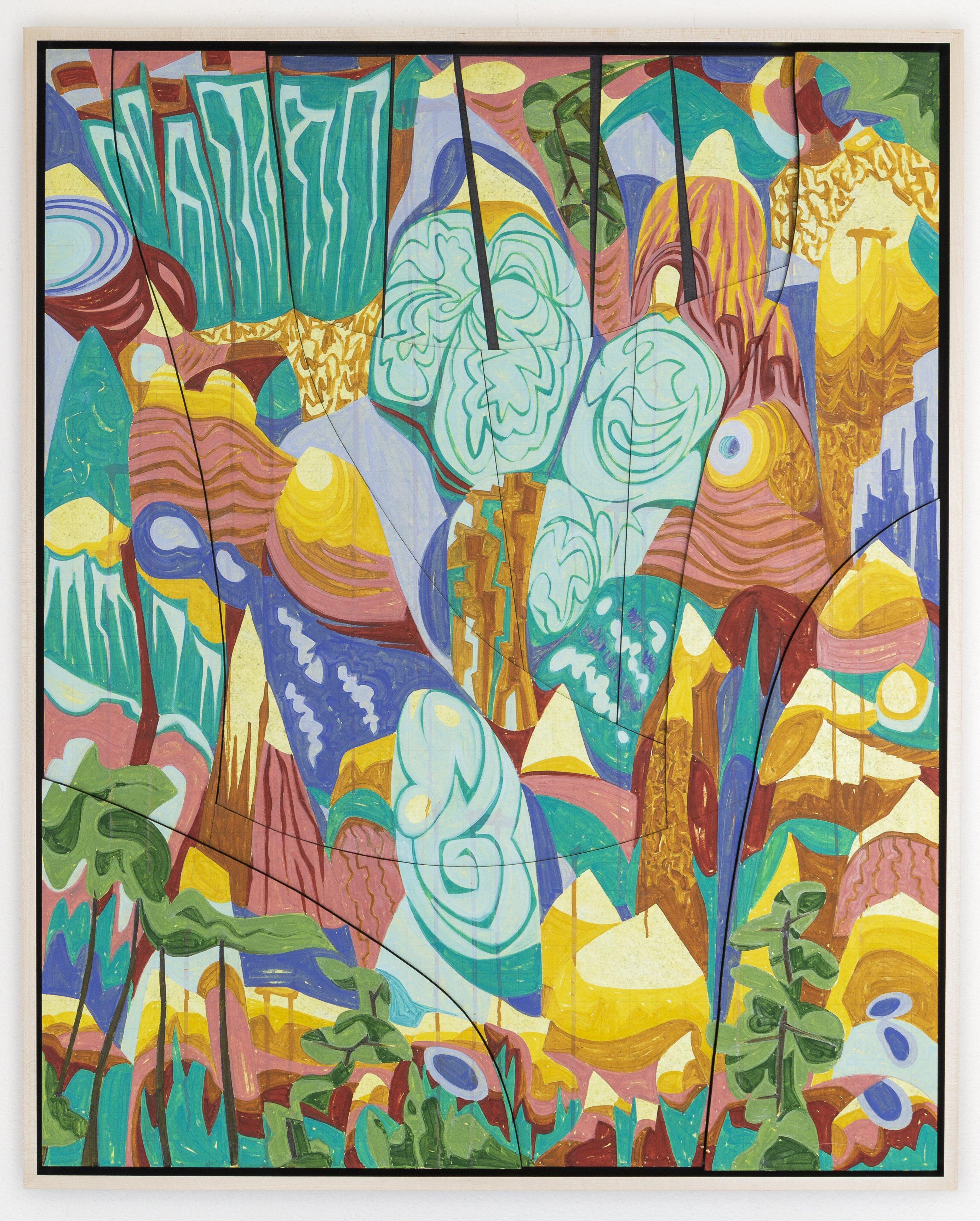 David Disko National Invited Artist Art Santa Fe 2019